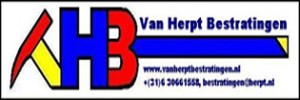 sponsor van herp bestratingen
