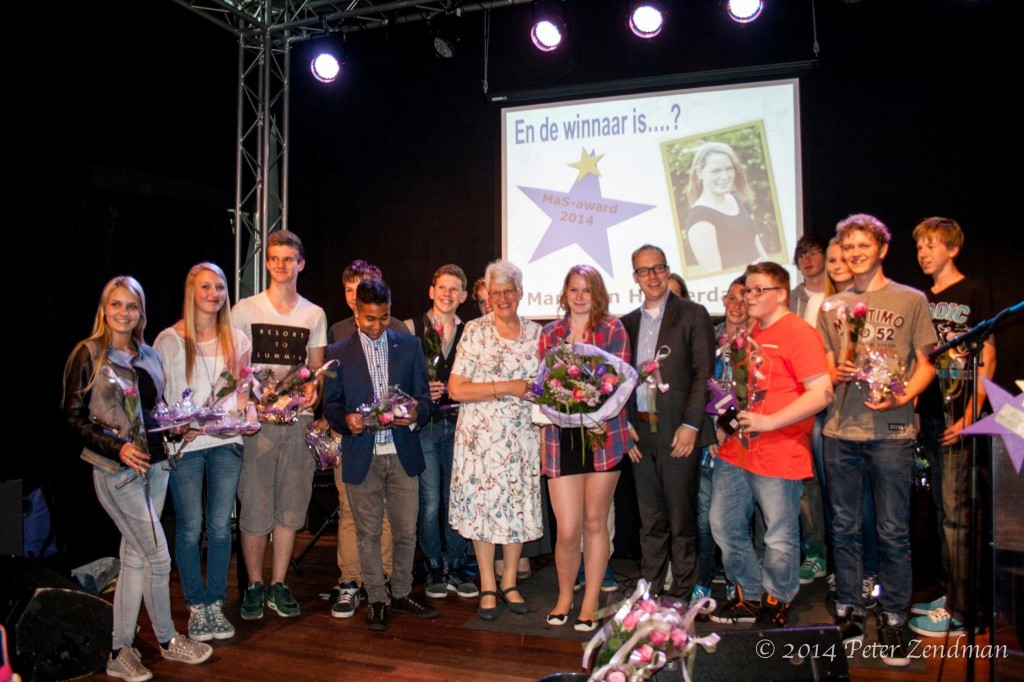 mas award
