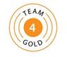 Logo Team for Gold